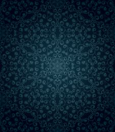 Free Seamless Floral Pattern Stock Photos - 16749463