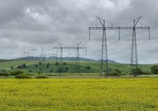 Free Power Line Royalty Free Stock Images - 16749779