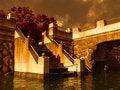 Free Bridge By Autumn Stock Image - 16755251