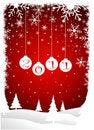Free Merry Christmas Stock Image - 16758371