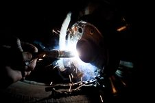 Free Welder Royalty Free Stock Images - 16750339
