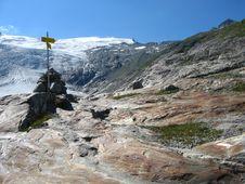 Free Glacier Of Grossvenediger Stock Photography - 16751302