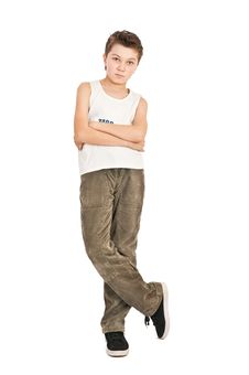 Free Boy Stock Image - 16751361