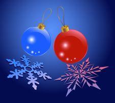 Free Glowing Sparkling Balls Royalty Free Stock Image - 16751986