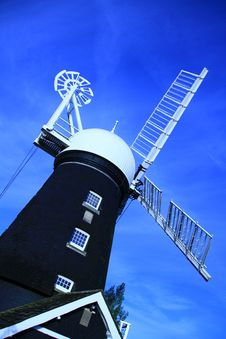 Free Windmill 2 Stock Image - 16752021