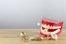 Free Automatic Dentures Stock Photos - 16753143