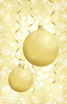 Free Illustration Contains The Image Of Christmas Royalty Free Stock Photography - 16753417