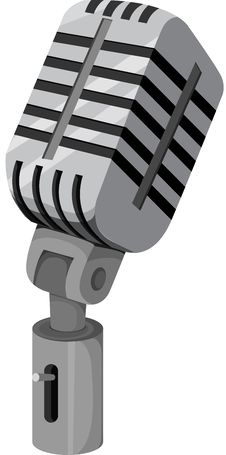 Free Microphone Royalty Free Stock Image - 16754246