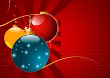 Free Christmas Background Royalty Free Stock Image - 16754866