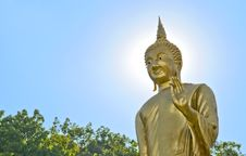 Free The Buddha Statue Stock Image - 16755081