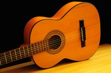Free Classical Acoustic Guitar Stock Photos - 16755983