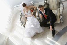Free Newlyweds Stock Photos - 16756543