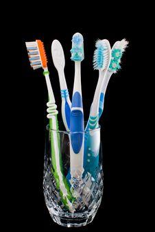 Free Toothbrush Royalty Free Stock Image - 16756826