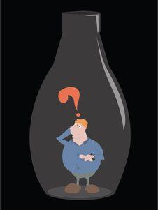 Free Bottle Stock Image - 16757891