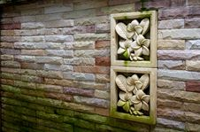 Brick Wall Textures Royalty Free Stock Photos