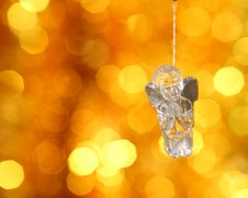 Free Christmas Angel Royalty Free Stock Images - 16758939