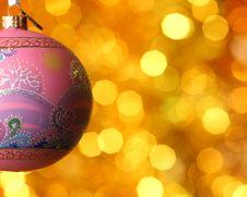 Free Christmas Ball Royalty Free Stock Image - 16758996