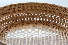 Free Wicker Basket Royalty Free Stock Image - 16759526