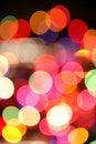 Free Defocused Color Lights Stock Image - 16762811