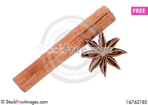 Free Spice Royalty Free Stock Photo - 16762185