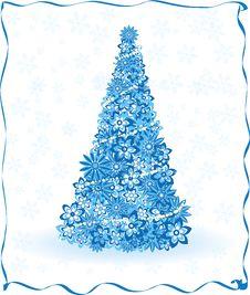 Free Christmas Tree Royalty Free Stock Photography - 16760217