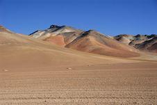 Free Dali S Desert Royalty Free Stock Image - 16760646
