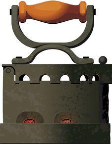 Smoothing-iron