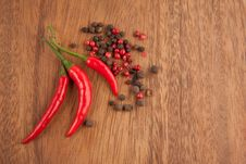 Free Pepper S Mix Royalty Free Stock Image - 16761456