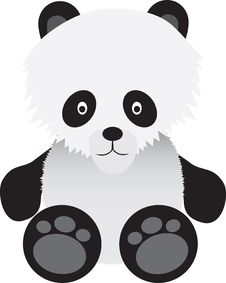 Free Panda Bear Royalty Free Stock Photo - 16761995