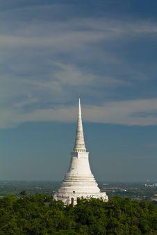 Free Kao Wang Palace At Petchburi Stock Images - 16762414