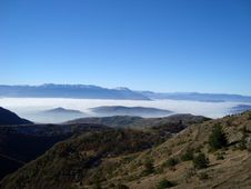 Free Mountain Landscape Royalty Free Stock Image - 16762546