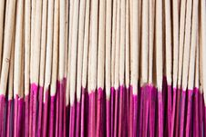Free Incense Royalty Free Stock Image - 16762656