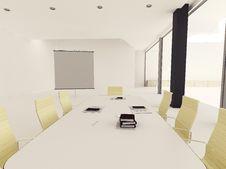 Free Modern Interior Stock Image - 16762951