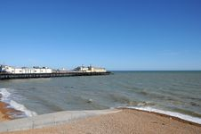 Free Hastings Pier, Sussex Royalty Free Stock Photography - 16763737