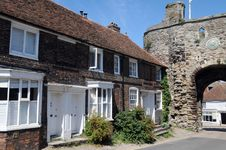 Free Town Wall Of Rye Stock Photography - 16764122