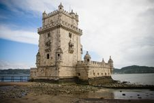 Free Belem Tower Royalty Free Stock Images - 16764829