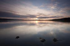 Free A Calm Lake Royalty Free Stock Image - 16765936
