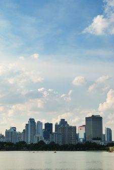 Free Bangkok City Scape Stock Image - 16766171