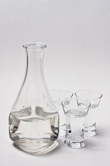 Free Decanter Royalty Free Stock Photo - 16766305