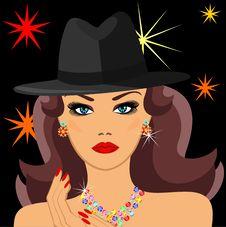 Free Cabaret Royalty Free Stock Image - 16766976