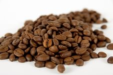 Free Coffee Fried Grains Stock Photography - 16767082