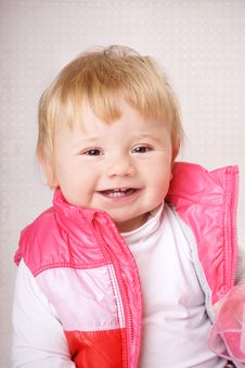 Free Baby Girl Stock Photography - 16767262
