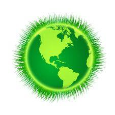 Free Green Land Royalty Free Stock Image - 16767666