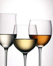 Free Glasses Of Wine Royalty Free Stock Images - 16768089