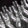 Free Empty Bottles Stock Image - 16776221