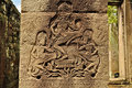 Free Apsara Carved On The Stone At Bayon Stock Image - 16778661