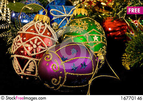 holiday decorations - free stock photos & images - 16770146