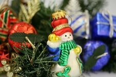 Free Holiday Decorations Royalty Free Stock Images - 16770159