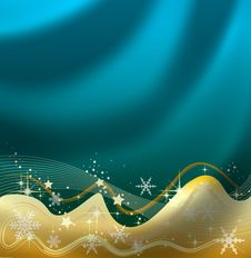 Free Abstract Christmas Background Stock Photography - 16770232