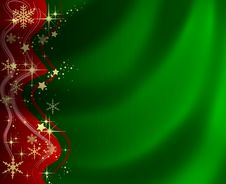 Free Abstract Christmas Background Royalty Free Stock Photography - 16770247